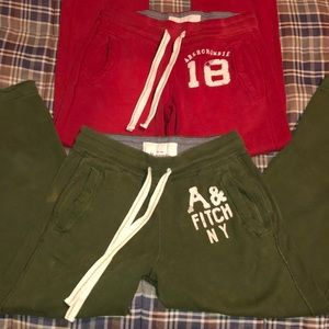 Abercrombie & Fitch Pants - Abercrombie & Fitch Sweatpants